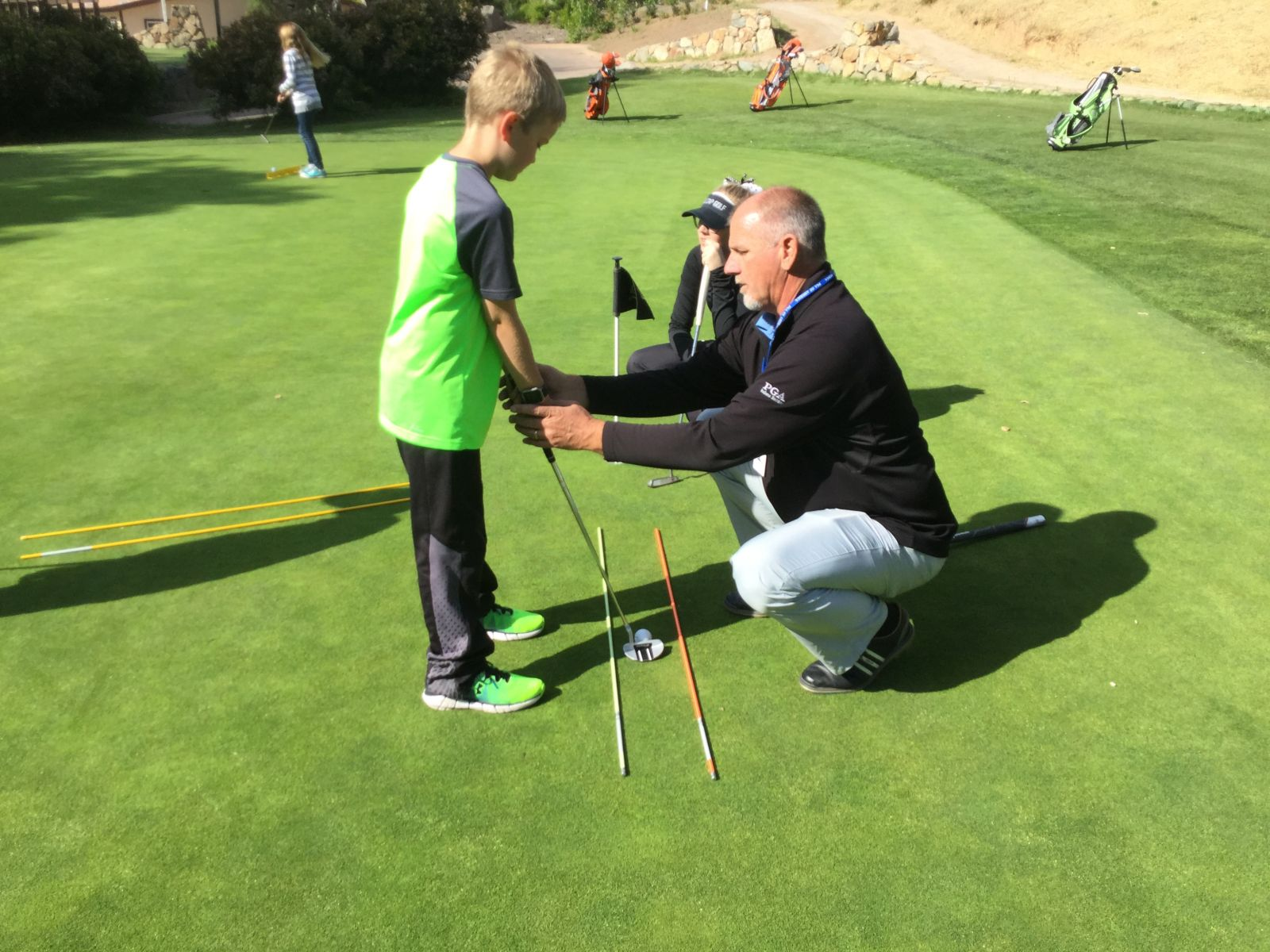 San Diego County Golf Lessons with Perry Dotson
