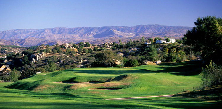 Mt Woodson Golf Club in Ramona California, San Diego Golf Course
